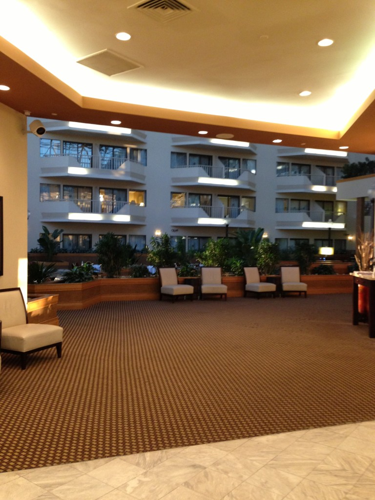 Doubletree By Hilton Newark Airport Hotel Review Points