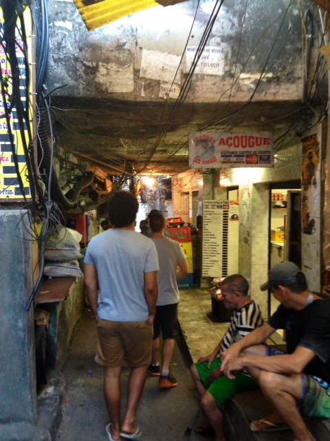 The Sights And Sounds Of The Rocinha Favela Economy In Rio