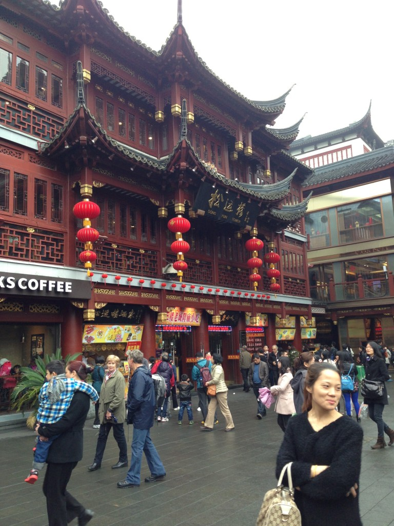 The Sights And Sounds Of The Yuyuan Garden In Shanghai Points Summary