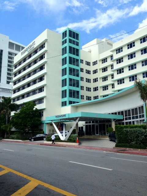 Hotel Sheraton Four Points Miami Beach Photos