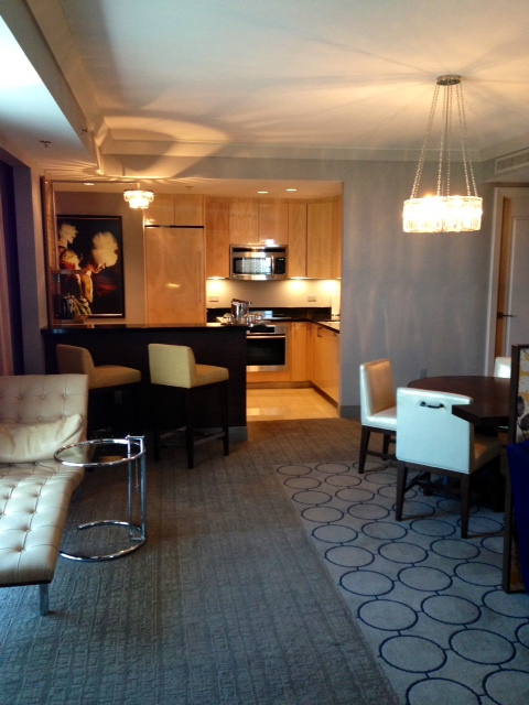 The Cosmopolitan Of Las Vegas Hotel Review Points Summary