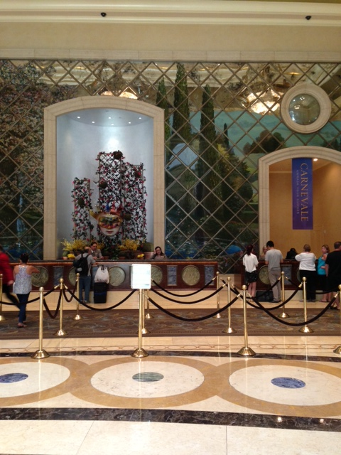 The Palazzo Las Vegas Resort Hotel Review Points Summary