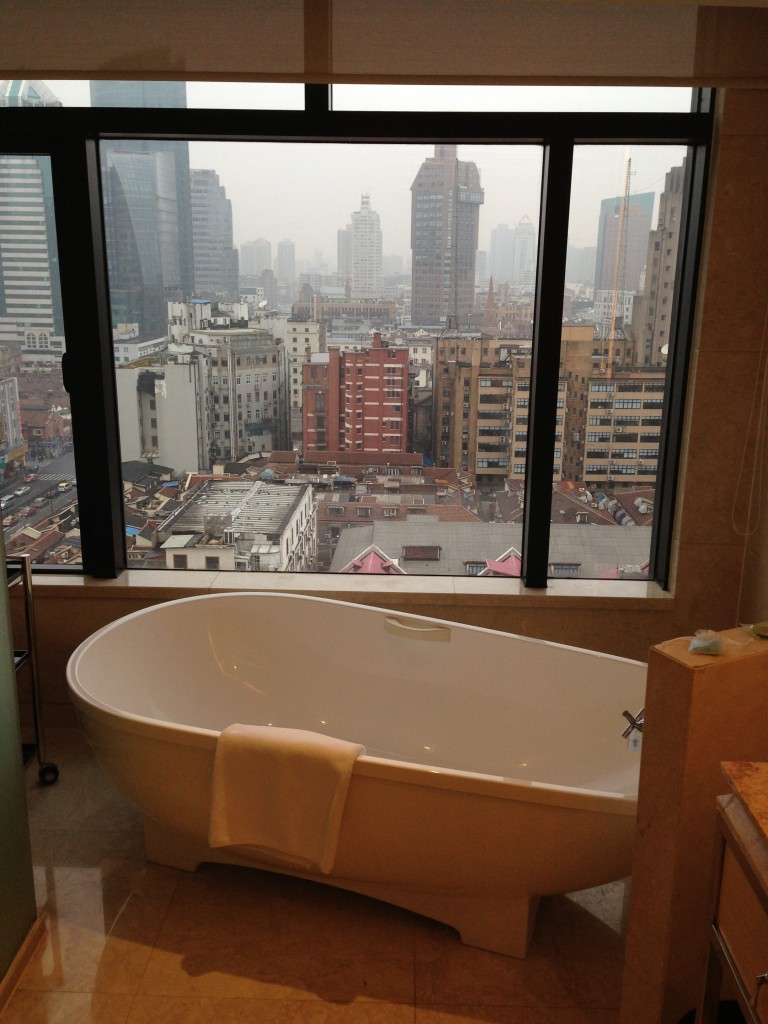 Executive Suite at the Westin Bund Center in Shanghai