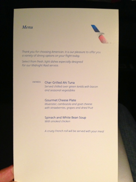 The Difference Between Business And First Class On An