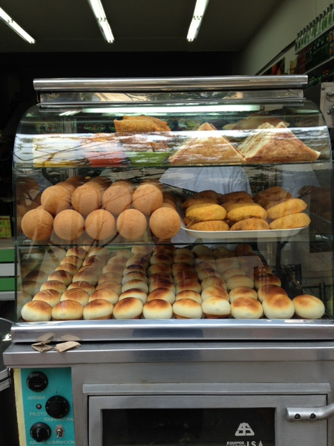 The Various Street Foods In Bogota Colombia Points Summary
