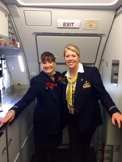 Behind The Scenes At Lax With American Airlines Onboard