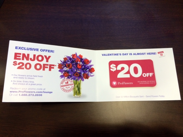 Pro flowers coupon codes
