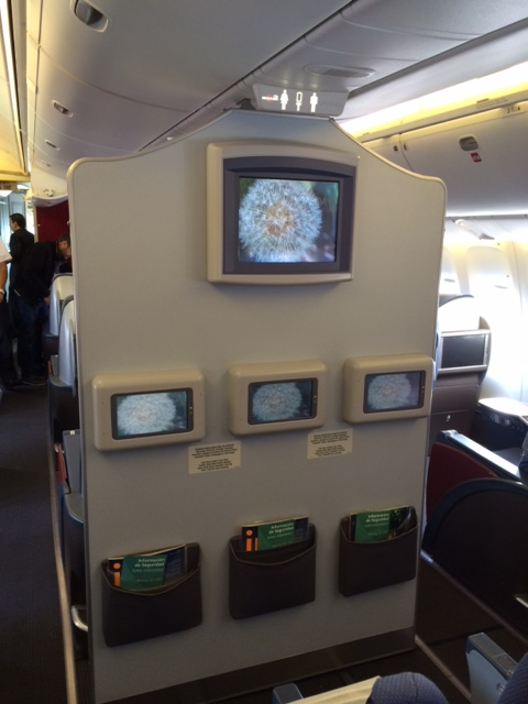 Lan Airlines Mex Lim 767 300 Economy Class Points Summary