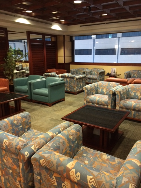 Mex Airport American Airlines Admirals Club T1 Lounge