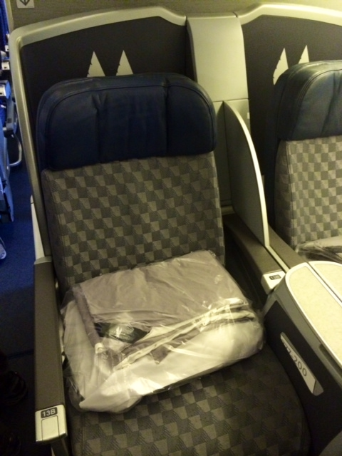 American Airlines Dfw Nrt 777 200 Business Class Points
