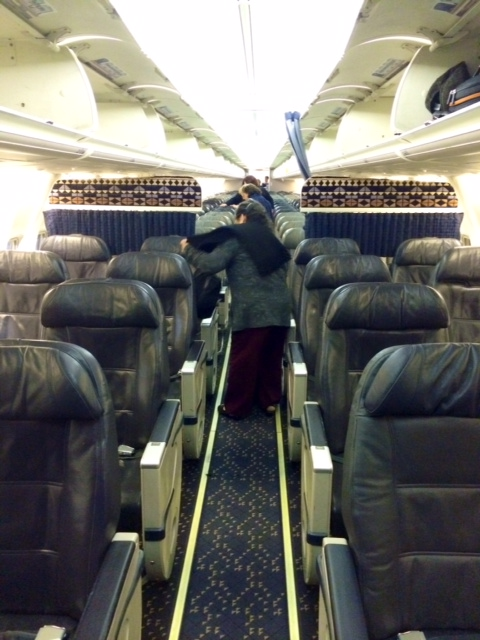 Alaska Airlines Lax Mex 737 800 First Class Points Summary