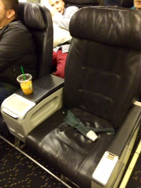 Alaska Airlines Mex Lax 737 800 First Class Points Summary