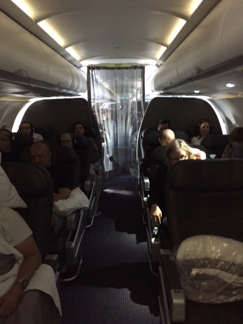 My Experience On The New American Airlines 2 Cabin Airbus A321 In