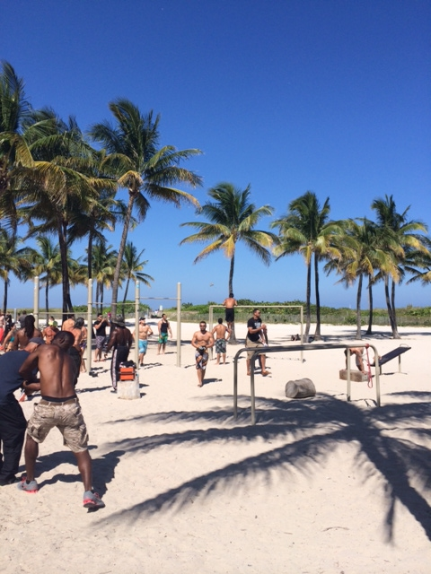 The Sights And Sounds Of Miami Beach Florida Part 2