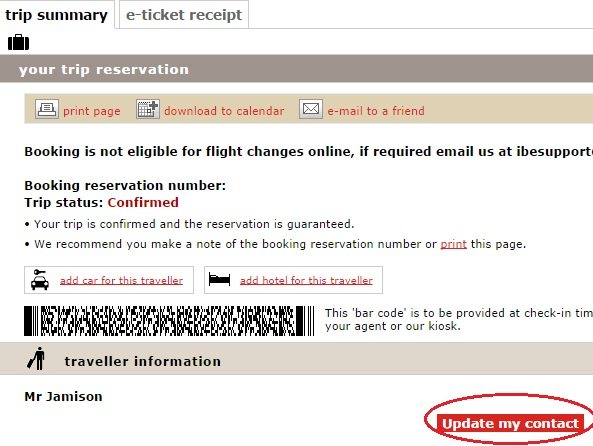 How To Change Your Frequent Flyer Number On A British