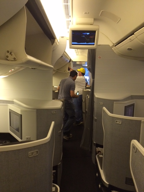 American Airlines Dfw Gru 777 300er Business Class