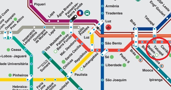 How to Get From Guarulhos Airport to Sao Paulo via Public Transit