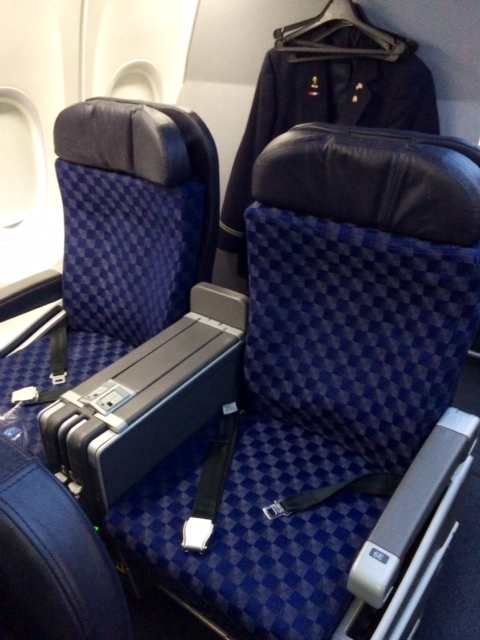 American Airlines Pty Mia 737 800 Business Class Points