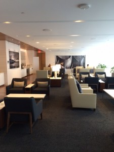 LAX Airport Star Alliance First Class Lounge