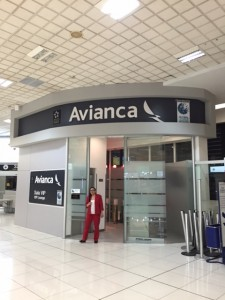 Mexico City Airport Avianca Global Lounge Review