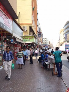 The Sights and Sounds of Deira in Dubai