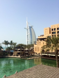 The Sights and Sounds of Downtown Dubai