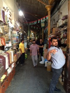 The Sights and Sounds of the Spice Souk in Dubai
