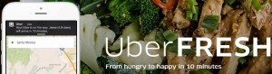 FREE UberFRESH Meals for Uber Users in Los Angeles