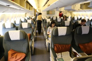 hong kong 2014 cathay pacific hkg sin 777 200 business class running for status. Black Bedroom Furniture Sets. Home Design Ideas