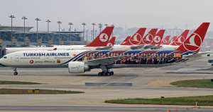 Turkish Airlines Announces New Routes
