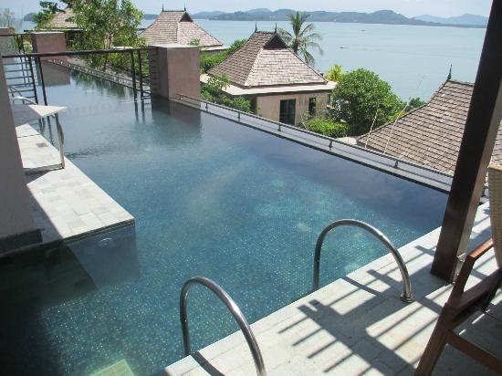 Westin Siray Bay Plunge Pool Suite
