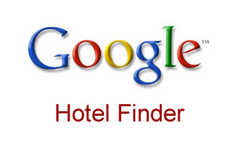 google hotel finder logo