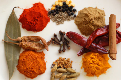 thai-spices