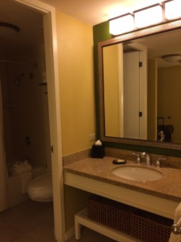 Sheraton Kona Bathroom