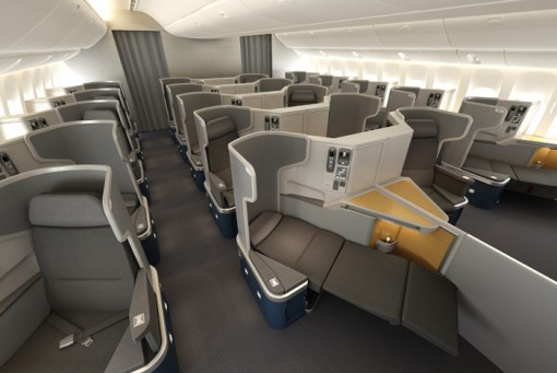 american business class