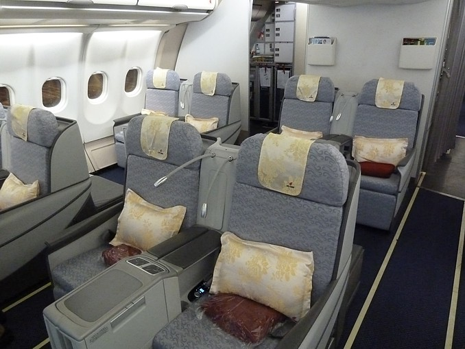 Air China Business Class Seats Verygoodpoints