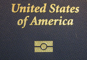 e-Passport International Symbol on the US Passport