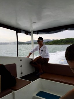 Naka Island Speed Boat