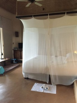 Naka Island Room with King-sized bed