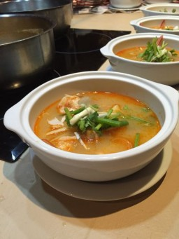 Naka Island Cooking Class Tom Yam Soup