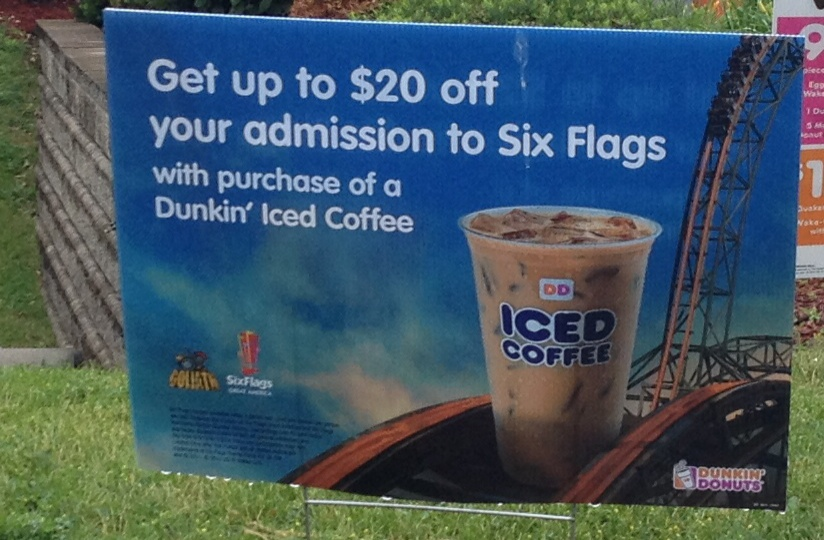 Save Money on Tickets to Six Flags New England