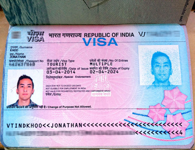 Tips On Applying For A Visa For India Wanderlusty