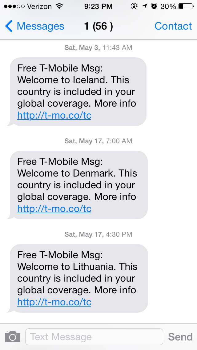 A Look Back At Three Months Of T Mobile International
