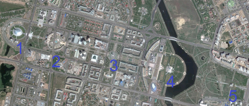 Astana the City of the Future Youve Probably Never Heard Of In