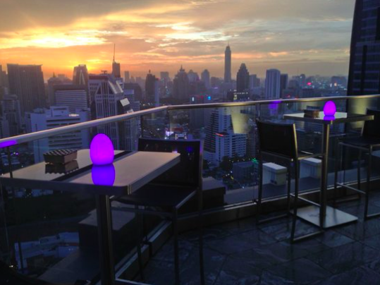 Bangkok Rooftop Bars To Visit
