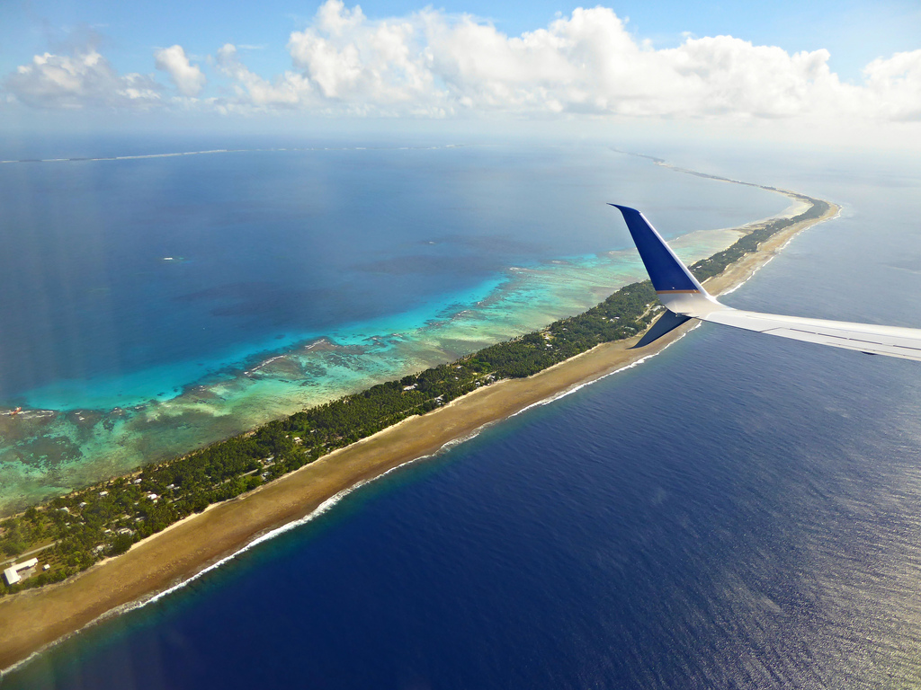 Crossing the Pacific in a 737: the United Airlines Island Hopper