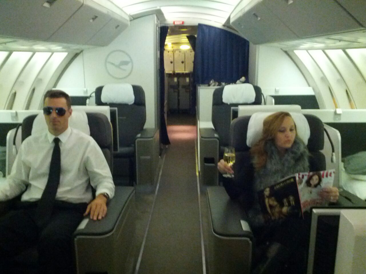 Cheapest Way To Buy Star Alliance First Class Tickets