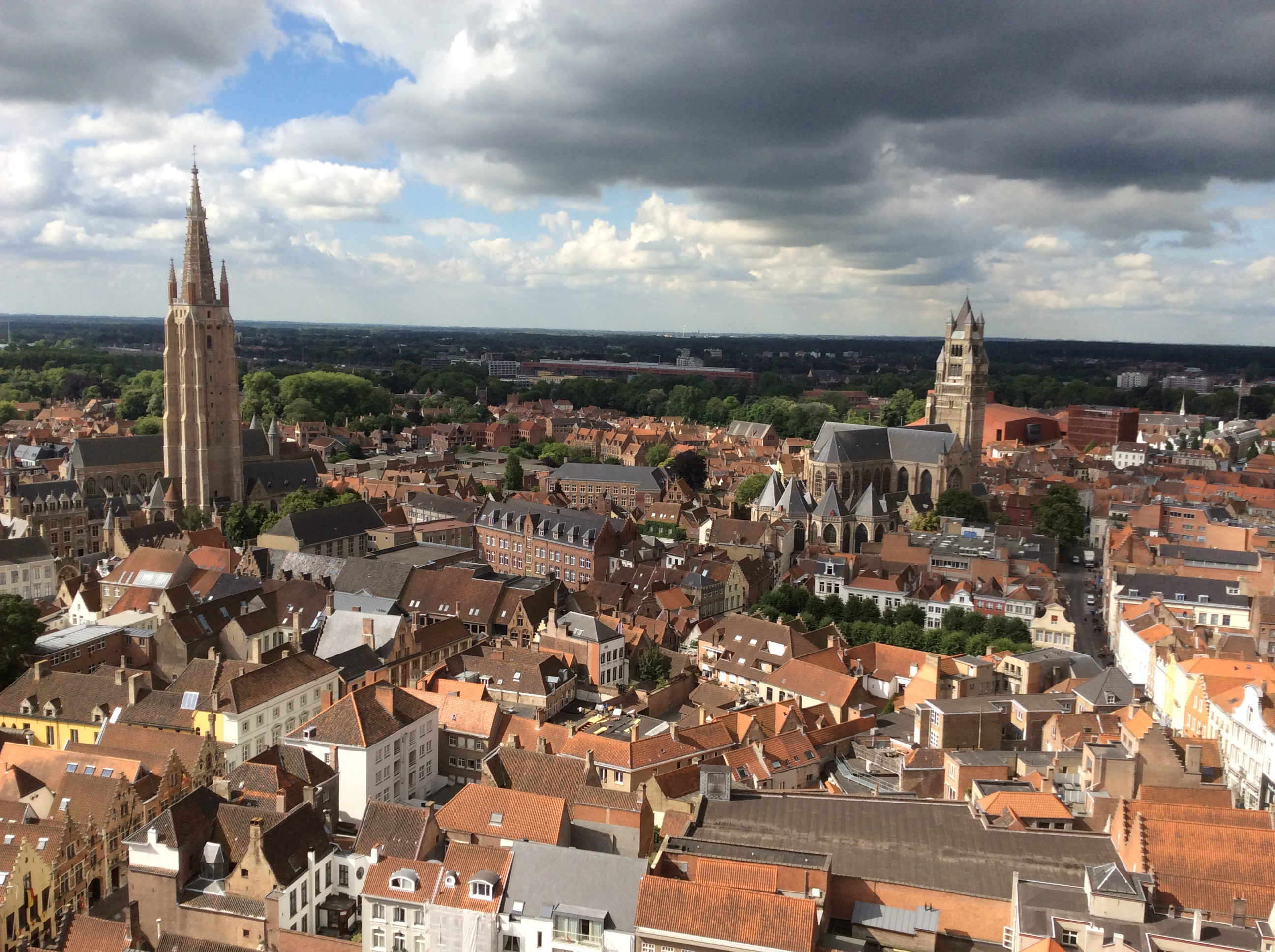 A Mostly Pictures Trip Report: Part 1 Bruges