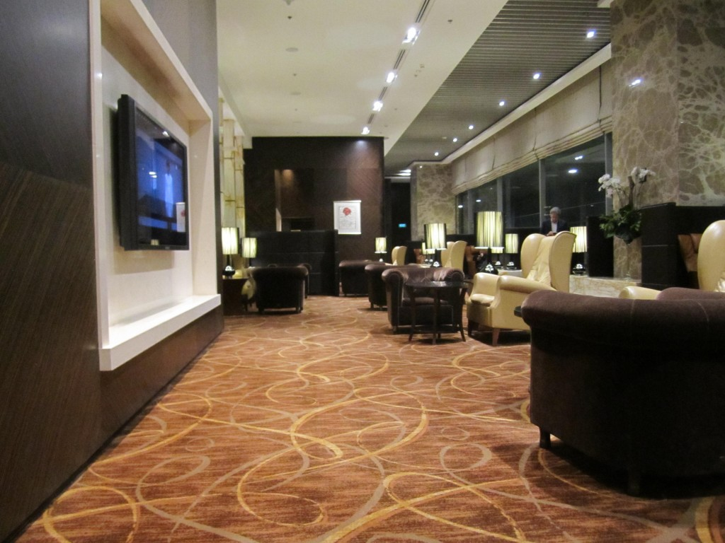 Grand Hyatt Melbourne Hotel Review