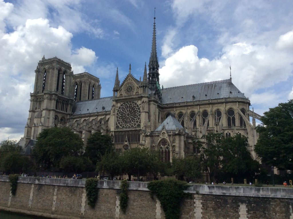A Mostly Pictures Trip Report: Part II Brussels and Paris